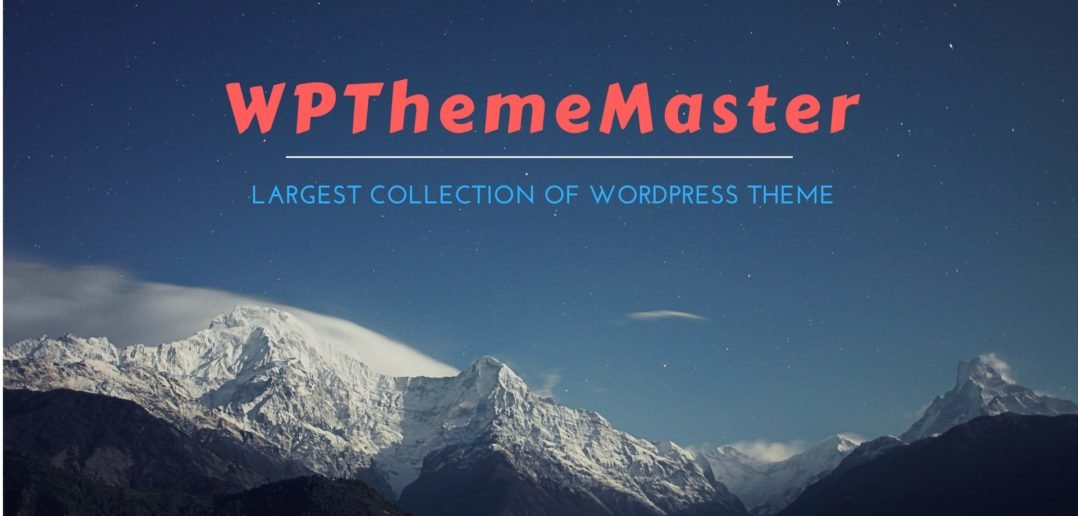 about wpthememaster